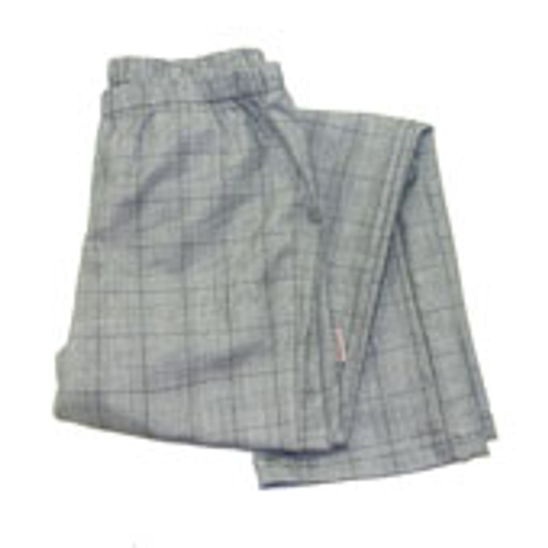 Women's Chef Pants in Chef's Glen