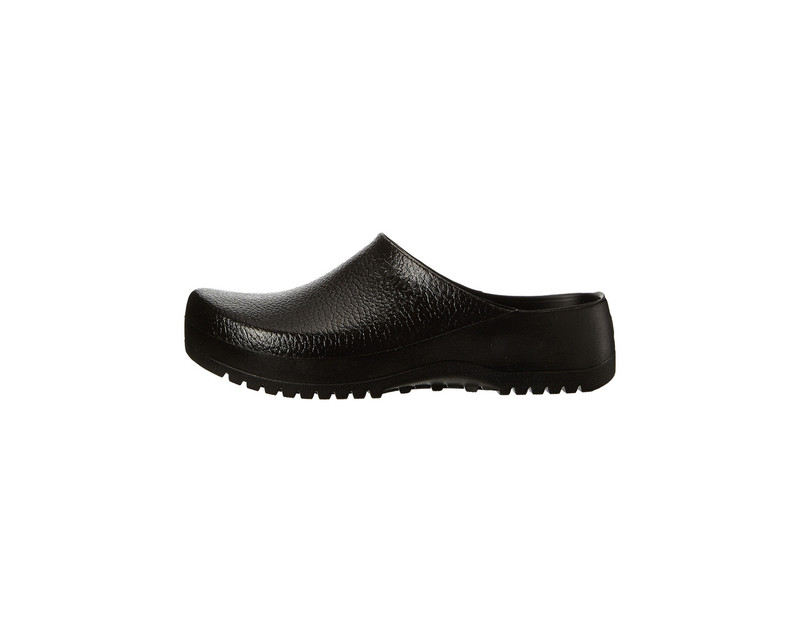 Black Birki Super Clog