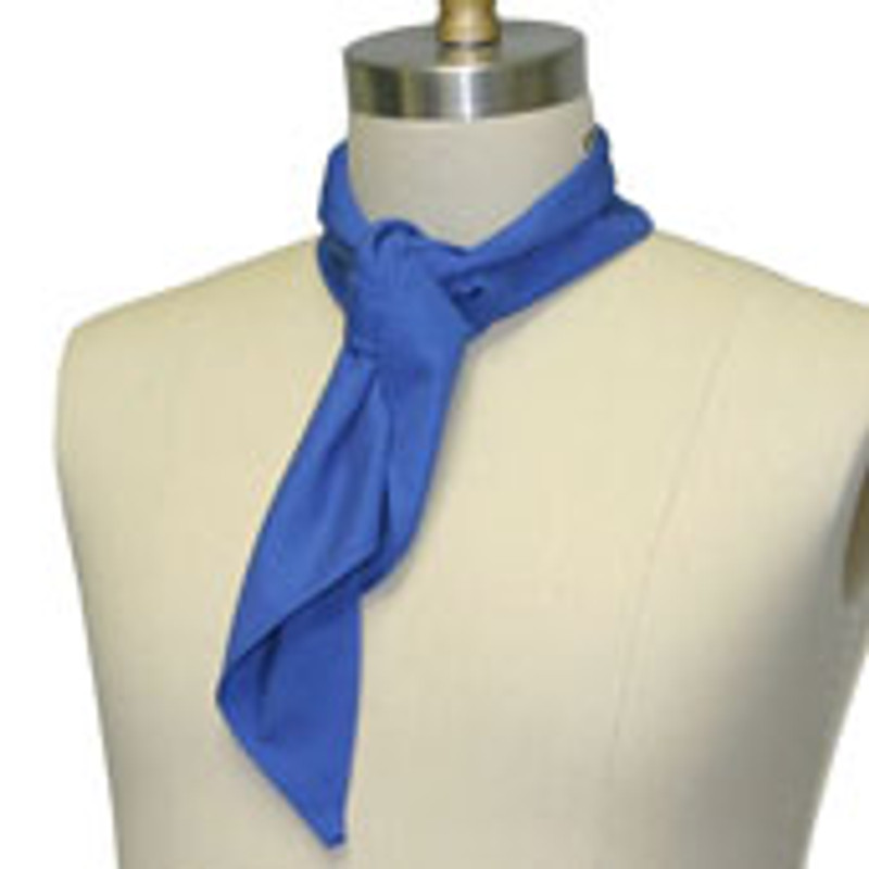 Cravat Neckerchief in Poplin
