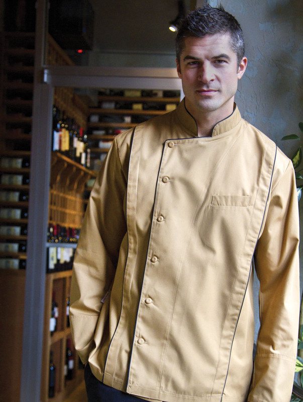 Build Your Own Premium Milan Chef Coat