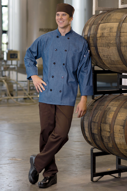 Chambray Chef Coat