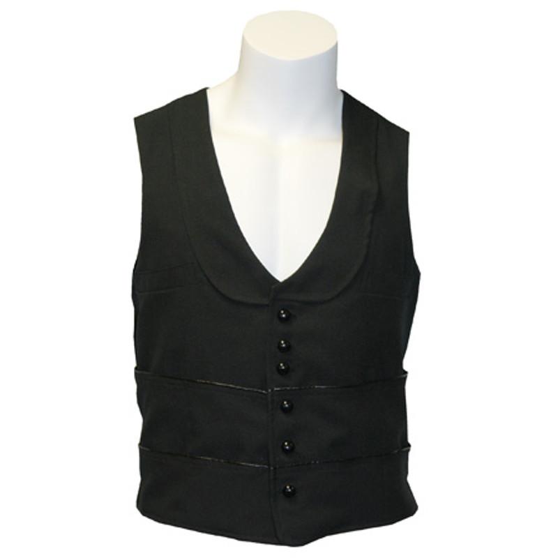 Vintage Vest in Black