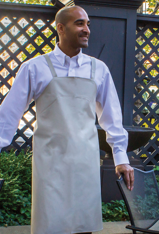 The Fulton Apron with Pockets