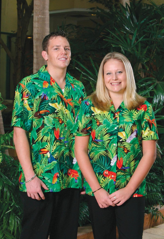Camp Shirt - 70 available patterns!