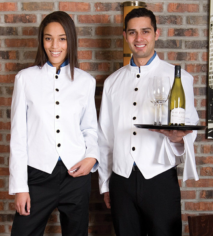 Design Your Cadet Waiter Jacket