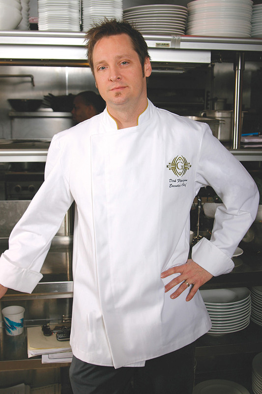 How to Keep My Chef Coat White When it is Anything But White When I Go Home?