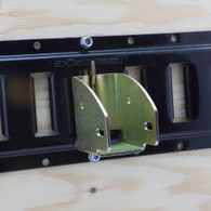 E-Track Wood Beam Socket