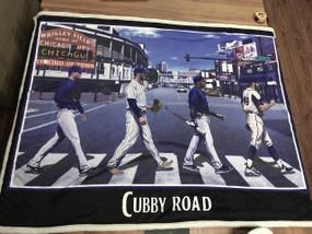 Cubby Road Sherpa Blanket
