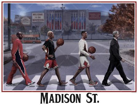 Madison St
