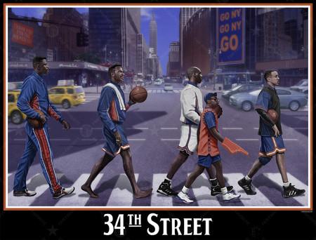 knicks 34th street