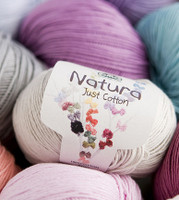DMC Natura Crochet Cotton 4 Ply Close Up - Main image