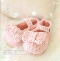 Sublime The Irresistibly Sublime Baby 4 Ply Book
