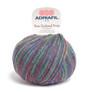 Adriafil New Zealand Print Multicoloured Knitting Yarn, 100g | Shades 48
