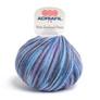 Adriafil New Zealand Print Multicoloured Knitting Yarn, 100g | Shades 44
