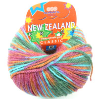 Adriafil New Zealand Multicolour - Single Ball