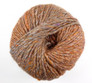 Adriafil Cristallo Yarn - Orange and Cinnamon 55
