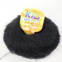 Adriafil Kid Mohair Knitting Yarn, 25g | Various Shades - Main Image