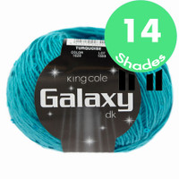 King Cole Galaxy DK Knitting Yarn - Main Image