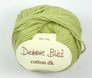 Debbie Bliss Cotton DK - Avocado 20