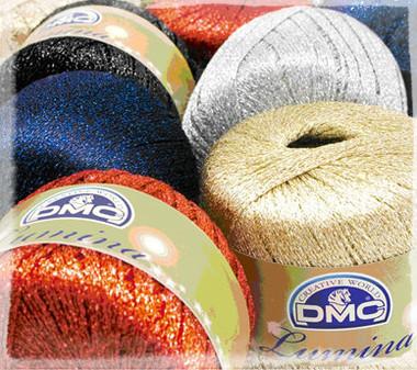 DMC Lumina Crochet Thread - Main Image