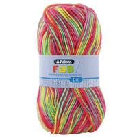Patons Fab DK, 100g Acrylic Knitting Yarn | Various Colours - Main Image (Shade 2344)