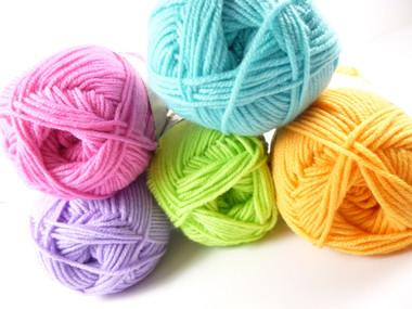Peter Pan Merino Baby DK Knitting Yarn - Main image