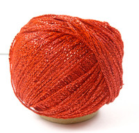 Twilleys Goldfingering 5 Tkt Sparkly Crochet Yarn / Craft Thread