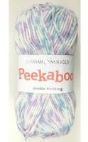 Sirdar Snuggly DK Peekaboo Baby Knitting Yarn - Shade 102