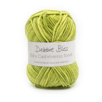 Debbie Bliss Baby Cashmerino Tonals - Main Ball