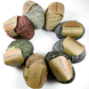 Adriafil Woli Aran Knitting Yarn - Main Image