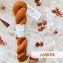 West Yorkshire Spinners | Wensleydale Gems - 100% Wensleydale DK - Amber