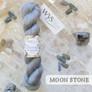 West Yorkshire Spinners | Wensleydale Gems - 100% Wensleydale DK - Moon Stone