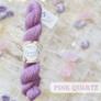 West Yorkshire Spinners | Wensleydale Gems - 100% Wensleydale DK - Pink Quartz