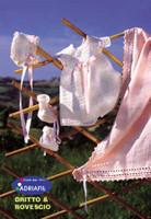 Dress, Bonnet and Booties Pattern   Adriafil Avantgarde - Free Downloadable Knitting Pattern 30 - Main image