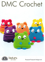 Pussycat Pussycat Crochet Pattern | DMC Natura Just Cotton