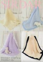 Patterns for Pom Pom Blankets | Sirdar Snuggly Sweetie & DK 4700