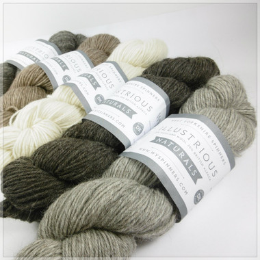 Illustrious Naturals DK - West Yorkshire Spinners - Main image