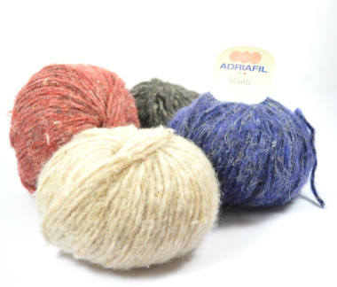 Adriafil Istante Aran Knitting Yarn (Various Colours) - Main image