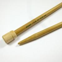Pony Bamboo Knitting needles - 33cm | sizes 2 mm - 10 mm