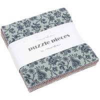 Puzzle Pieces | Moda Fabrics | Charm Pack - Main Image