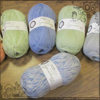 WYS Signature 4 ply yarn | 100g balls | Florist range - Perfect colours for pretty socks and shawls