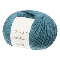 Rowan Softyak DK Knitting Yarn, 50g Balls | Various Shades - Main Image