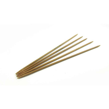 Pony Bamboo Double Pointed needles - Sets of 5 | 20 cm