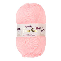Peter Pan Moondust 4 Ply Knitting Yarn | Various Baby Colours - Main Image