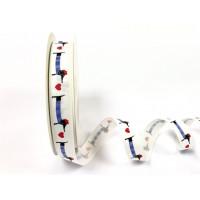 Bertie's Bows Polyester Grosgrain Ribbon Dachshund x 25mtrs | 16 mm