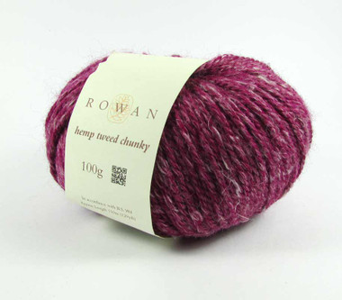Rowan Hemp Tweed Chunky - 100g balls | various shades - Awesome main picture