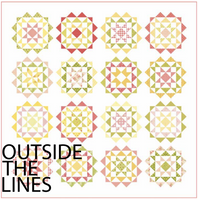 Outside the Lines | Moda Fabrics | Free Downloadable Pattern
