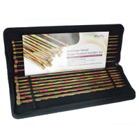 Knit Pro Symfonie Wood Single Pointed Needles Set | 30cm & 40cm Long - Main Image