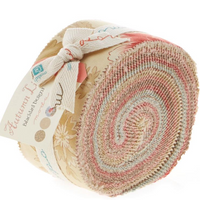 Autumn Lily | Blackbird Designs | Moda Fabrics | Jelly Roll - Main Image