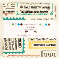 Feed Company | Sweetwater | Moda Fabrics | Charm Pack  - Main Image